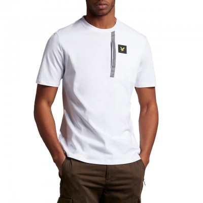 Reflective Detail T-Shirt,...