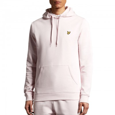 Pullover Hoodie, Pink
