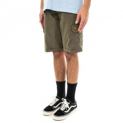 Wembley Cargo Shorts, Green