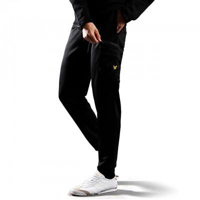 Pocket Trackpants, Black