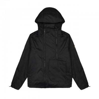 Dual Zip Jacket, Black