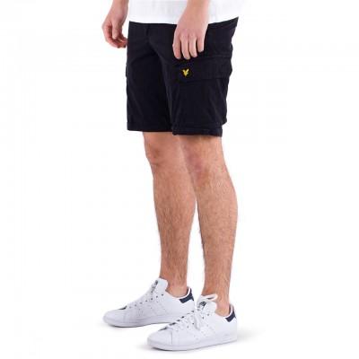 Wembley Cargo Shorts, Nero