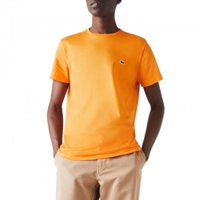 Crewneck T-Shirt In Jersey,...