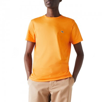 T-Shirt Girocollo In...