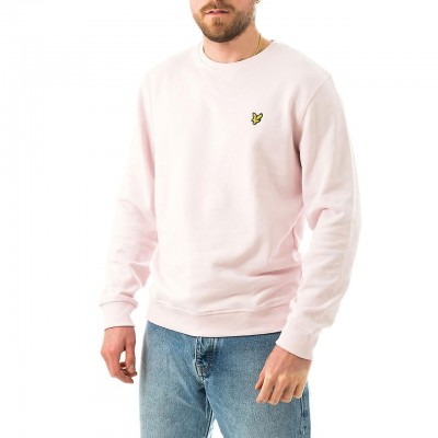 Crewneck Sweatshirt, Rosa