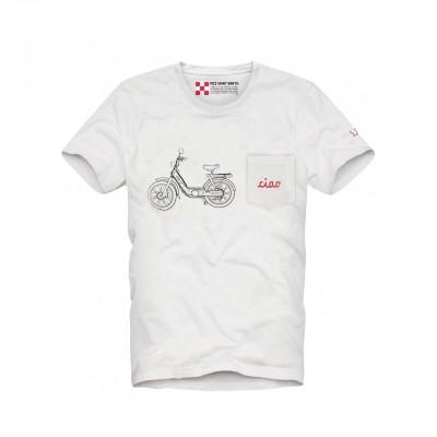T-Shirt Austin Con Stampa E...