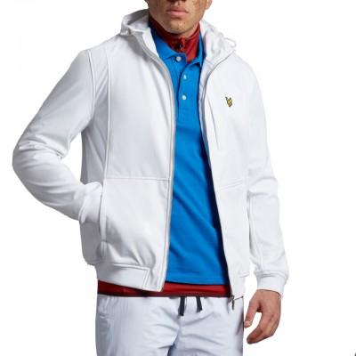 Softshell Jacket, Bianco