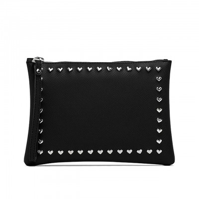 Numbers Studs Heart Clutch...