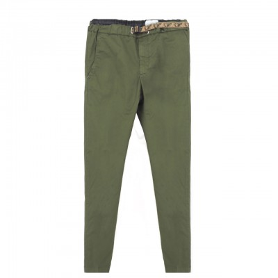 Greg Chino Pants, Green
