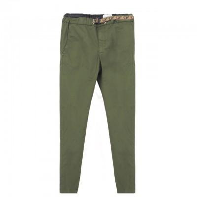 Greg Pantaloni Chino, Verde