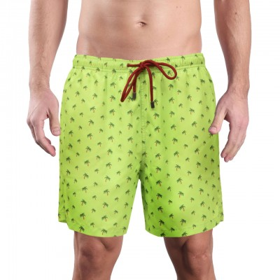 Palme Man Swimsuit, Yellow