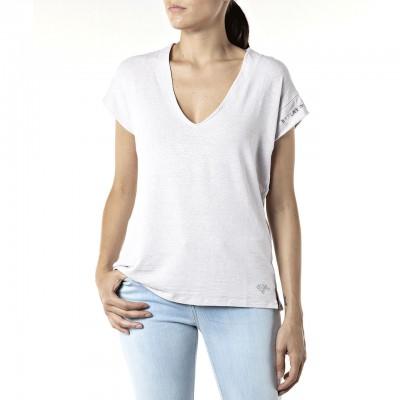 Essential Linen T-Shirt, White