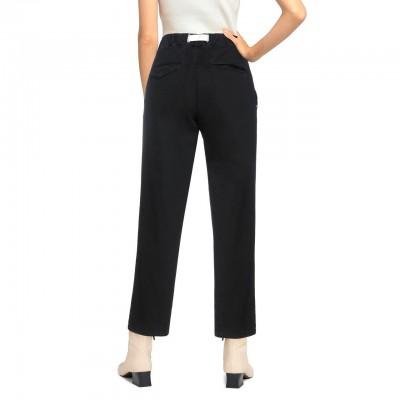 Marylin Chino Pants, Black