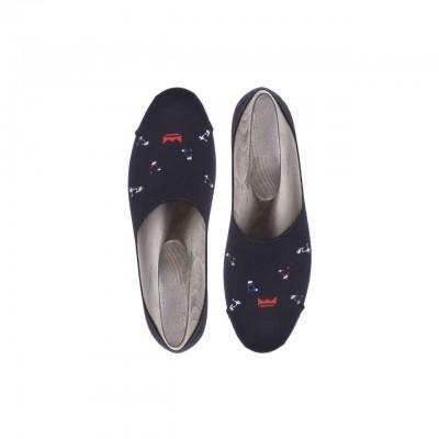Shoe Liner Print Icon, Blue...