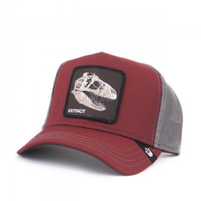 Extinct Baseball Hat, Red