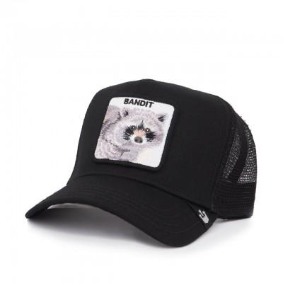 Bandit Baseball Hat, Black