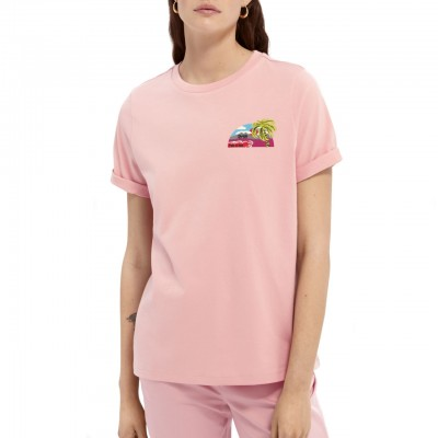 Organic Cotton T-Shirt With...
