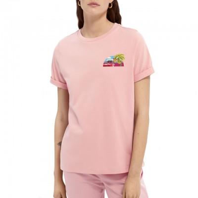 T-Shirt In Cotone Biologico...