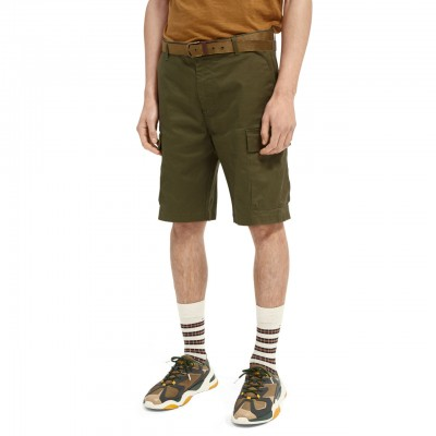 Shorts Cargo Fave In Twill...