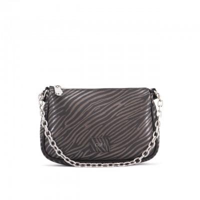 Fourty Medium Handbag, Brown