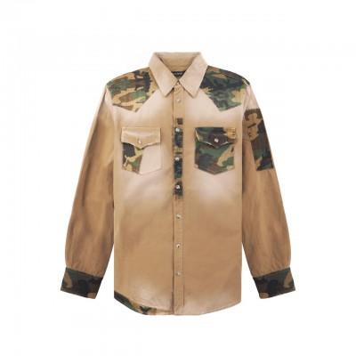 Desert Camouflage Shirt, Beige