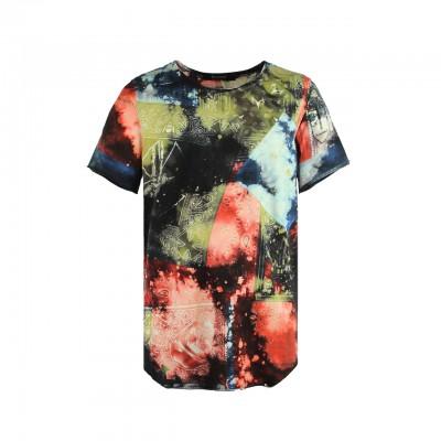 Bandana Multycolor T-Shirt,...