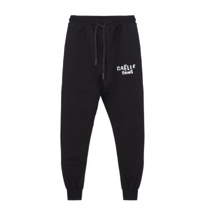 Fleece Trousers With...