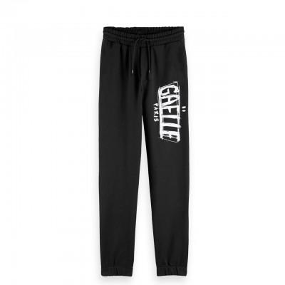 Sweatshirt Pants With...