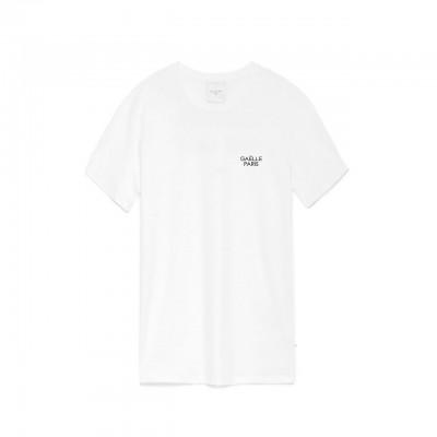 T-Shirt In Jersey, Bianco
