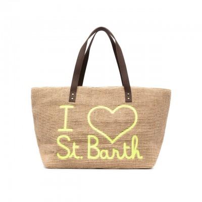 Large Helene Bag In Jute,...