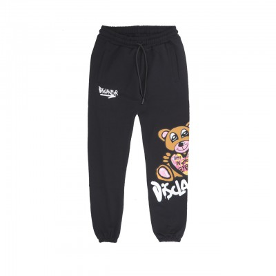 Teddy Bear Sweatpant, Black