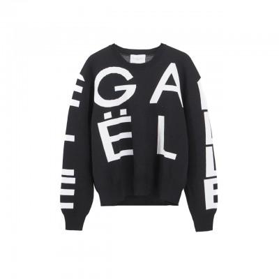 Crewneck Sweater With...