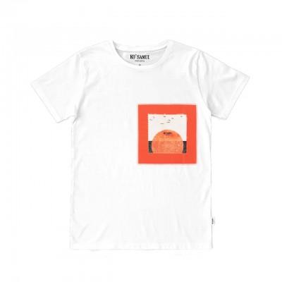 Bandana T-Shirt, White
