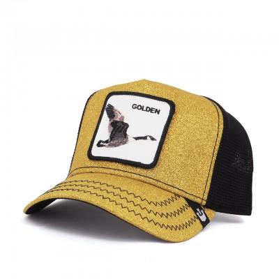 Golden Egg Baseball Hat, Gold