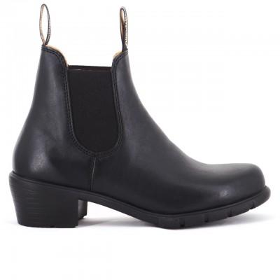 1671 Lady Heel Boot, Nero