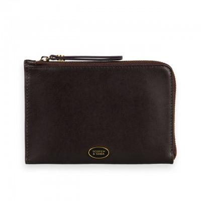 Travel Wallet, Brown