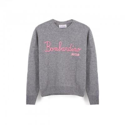 Crewneck Sweater, Grigio