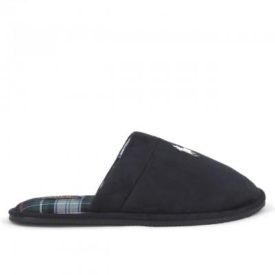 Pantofole Klarence, Blu