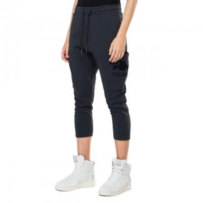 Pantaloni Joggers Crop...