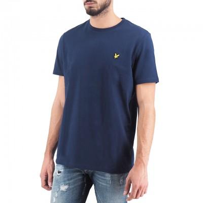 Plain T-Shirt, Blue