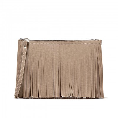 Medium Clutch Bag, Black