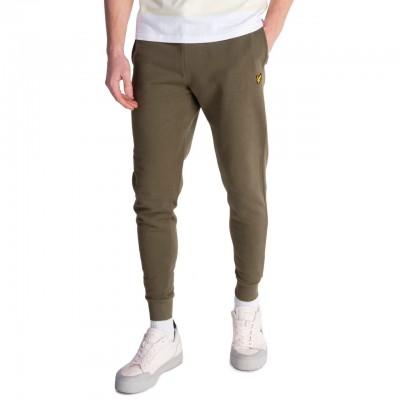 Skinny Sweat Pant, Green