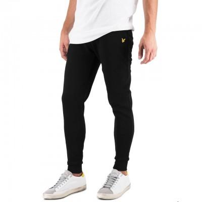 Skinny Sweatpant, Black