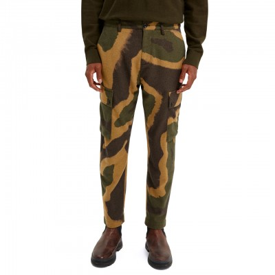 Pantaloni Cargo Regular...