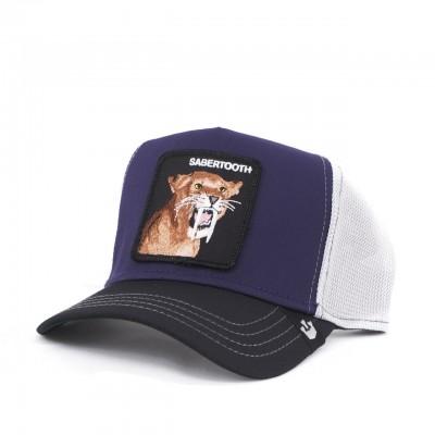 Sabertooth Baseball Hat,...