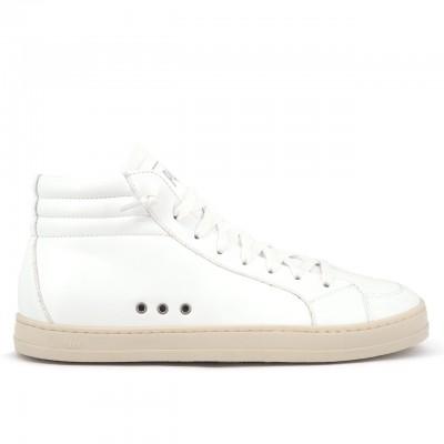 Skate Vegan/White, Bianco