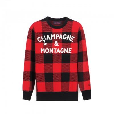 Crewneck Sweater Champagne...