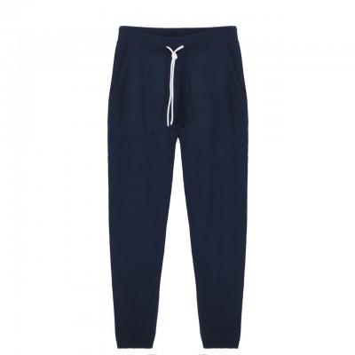 John Pantalone In Maglia, Blu