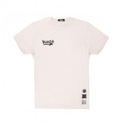 Back Graphic T-Shirt, White