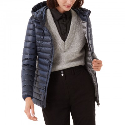 Friendly Woman Jacket, Blue
